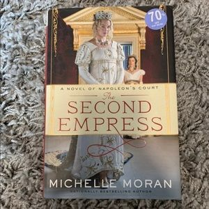 The Second Empress by Michelle Moran Book